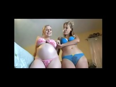 playing with pregnant stepmother bvr