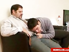 horny daddy bear fucking his loverboy