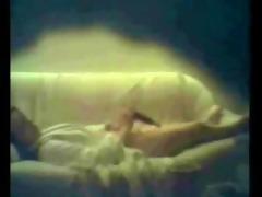 hidden webcam caught not my sister masturbating