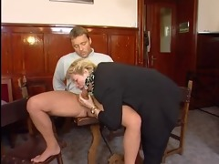 70 yr. old lady have a fun youthful cock