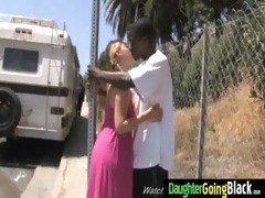 young daughter with good arse fucked by a
