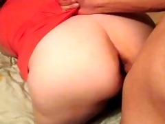 pregnant housewife having sex let try something