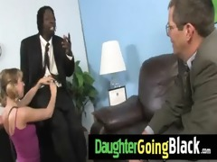 watch how my daughter is fucked by a dark stud 11