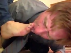 step daddy feet worship humiliation