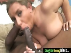 watching my daughter fucked by black monster 1