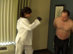 real mixed karate wrestling- mmf domination