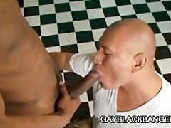 latino muscled dilf penetrated by big darksome