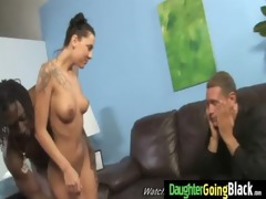 juvenile daughter with nice a-hole fucked by a