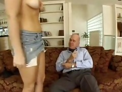 old schlongs and young chicks - scene 5 -