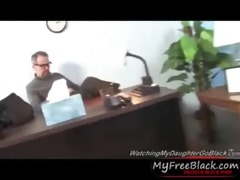 my daughter fuck a black huge cock