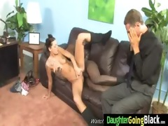 black shlong and a miniature chick 13