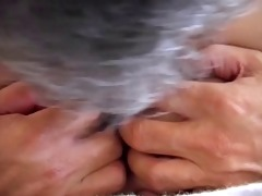 girl undresses for old guy and fucked...usb