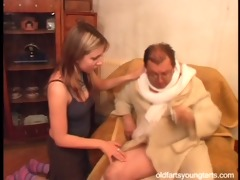 natalli fucking an ugly old dude - coffee for the