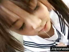 japanese daughter hard screwed