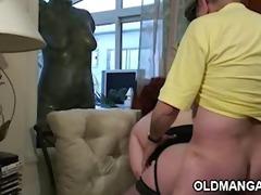 redhead double-fucked