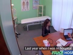 fake hospital sexual treatment turns gorgeous