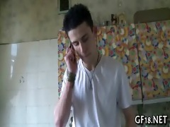 sweet-looking legal age teenager hotty takes hard