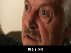 charming iwia fucking granddad