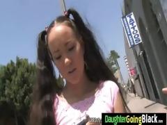 watch my daughter getting a dark monster schlong 1