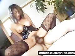 extraordinary japanese daughter destruction