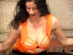 hawt boob show mujra.mp4
