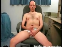 real amateur daddy jerking off on livecam