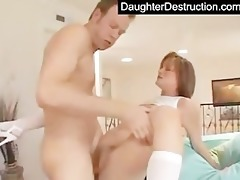 youthful teen painfully hatefucked