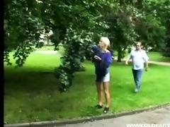 misbehaving girl