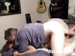 dad loves younger pussy