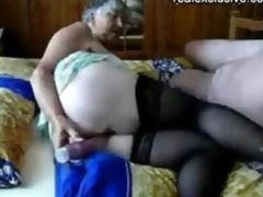 grandpapa and grandma 910 years