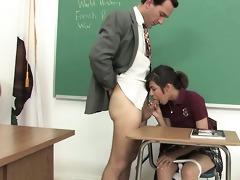 smutty school detention